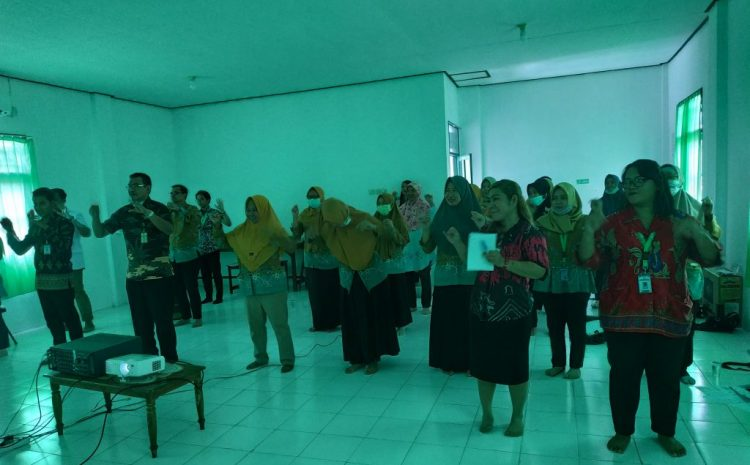 In House Training Komunikasi Efektif